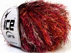Eyelash Colorful White Red Purple Brown
