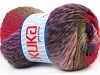 Magic Wool DeLuxe Red Pink Lavender Grey Green