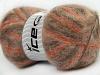 Bermuda Mohair Copper Brown Shades