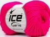 Baby Merino Deluxe Fluorescent Pink