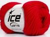 Baby Merino Deluxe Red
