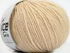 Pure Wool Light Beige