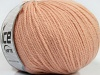 Pure Wool Light Rose Brown