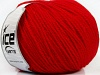 Pure Wool Red