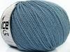 Pure Wool Light Blue