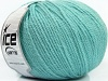 Pure Wool Mint Green