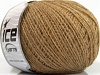 Wool Cord Fine Light Brown
