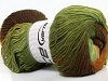 Primadonna Green Shades Brown Shades