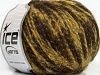 Twinkle Wool Yellow Gold Brown