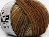 Vivid Wool Camel Brown Shades