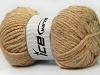 Wool Tweed Superbulky Latte