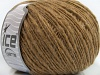 Flamme Wool Light Light Brown