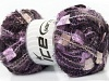 Angelo White Purple Lilac