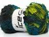 Angelo Green Blue Black