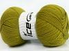 Virgin Wool Deluxe Light Green