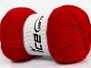 Virgin Wool Deluxe Red