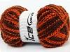Wool Twister Orange Brown