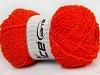 Wool Twister Bright Orange