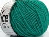 Superwash Merino Emerald Green