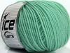 Superwash Merino Mint Green