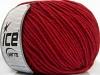Superwash Merino Dark Red