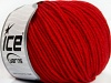 Superwash Merino Red