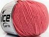 Superwash Merino Rose Pink