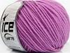 Superwash Merino Light Lilac