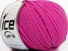Superwash Merino Extrafine Pink