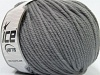 Superwash Wool Bulky Grey