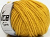 Superwash Wool Bulky Gold