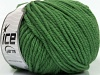 Superwash Wool Bulky Dark Green
