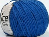 Superwash Wool Bulky Blue