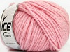 Superwash Wool Bulky Light Pink