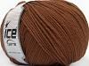 Superwash Wool Brown