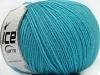 Superwash Wool Light Turquoise