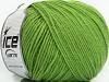 Superwash Wool Green