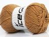 Lux Wool Light Brown Melange
