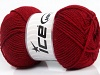 Lux Wool Burgundy