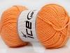 Lux Wool Light Orange