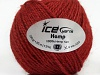 Hemp Marsala Red