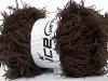 Eyelash Wool Dark Brown