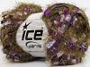 Techno Quinte Purple Lilac Khaki