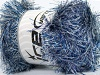 Eyelash 100gr Grey Blue