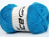 Natural Cotton Turquoise