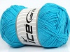 Natural Cotton Light Turquoise