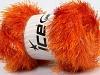 Eyelash Glitz Orange
