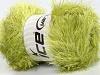 Eyelash Glitz Green