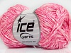 Cactus Tropical White Candy Pink