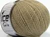 Wool Fine 30 Light Khaki